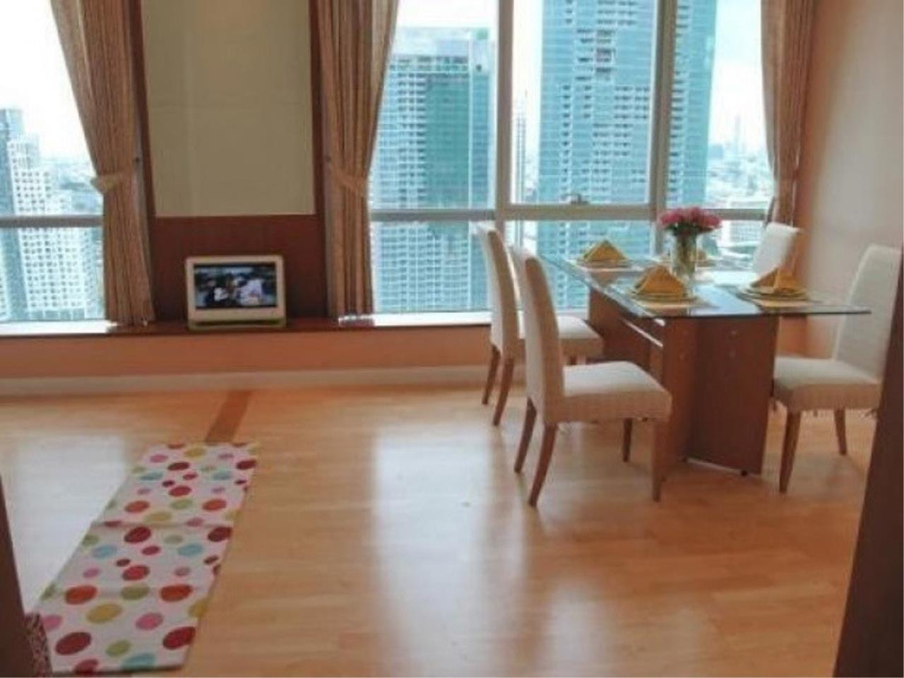 The One Residence Agency's condominium for rent at Baan Sathorn Chaopraya , 2BR , 1BA , 75SQM 1