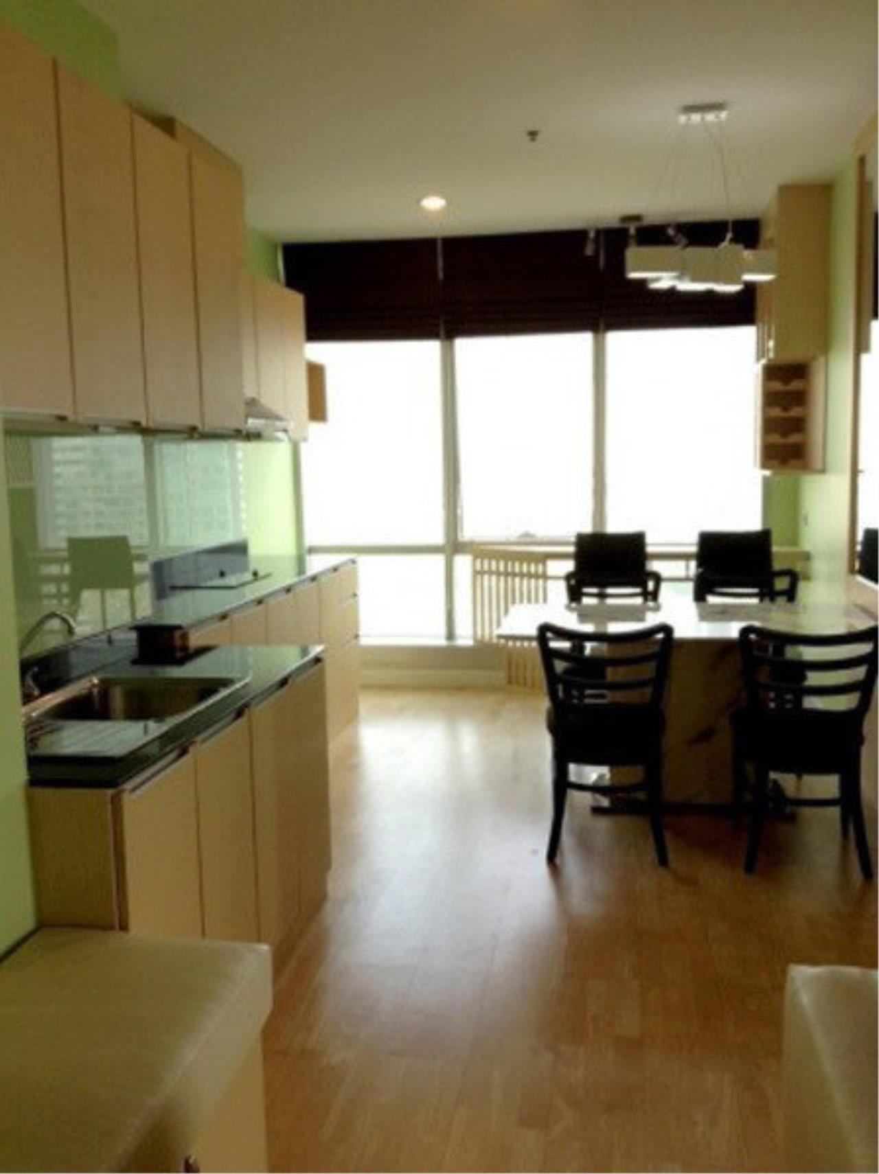 The One Residence Agency's condominium for rent at Baan Sathorn Chaopraya , 2BR , 2BA , 80SQM 4