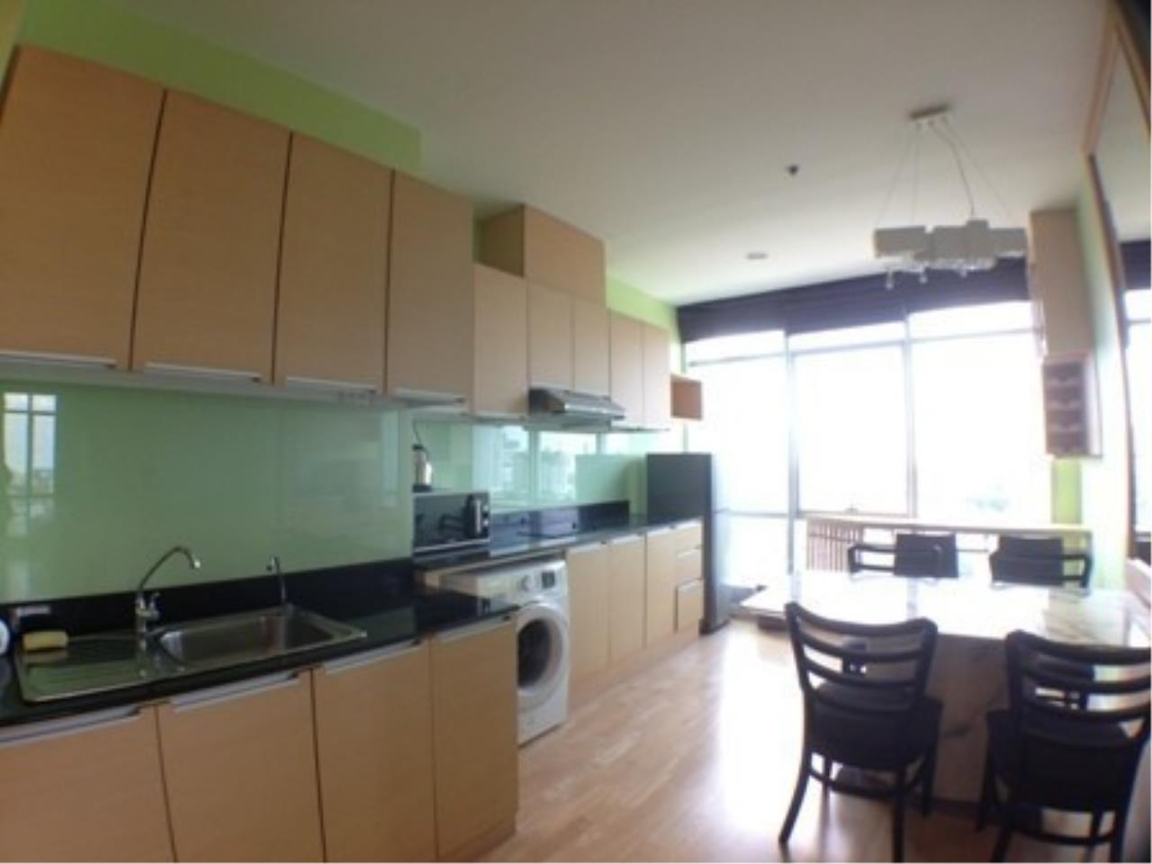 The One Residence Agency's condominium for rent at Baan Sathorn Chaopraya , 2BR , 2BA , 80SQM 2