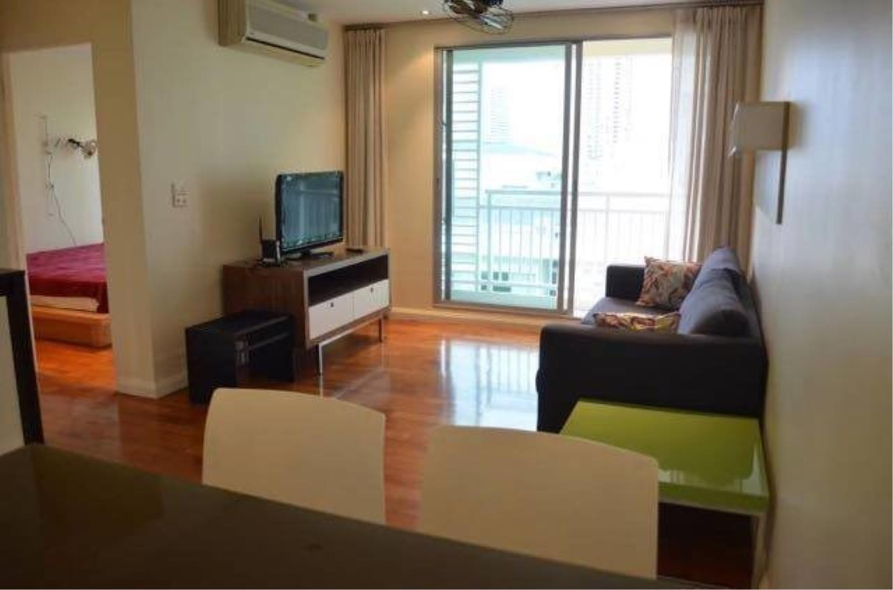 The One Residence Agency's condominium for sale , rent at Plus 38 Hip , 1BR , 1BA , 50SQM 3