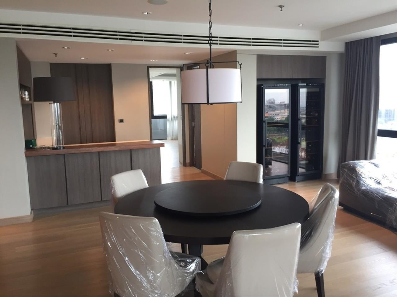 The One Residence Agency's condominium for rent at Polo Park , 2BR , 2BA , 250SQM 6