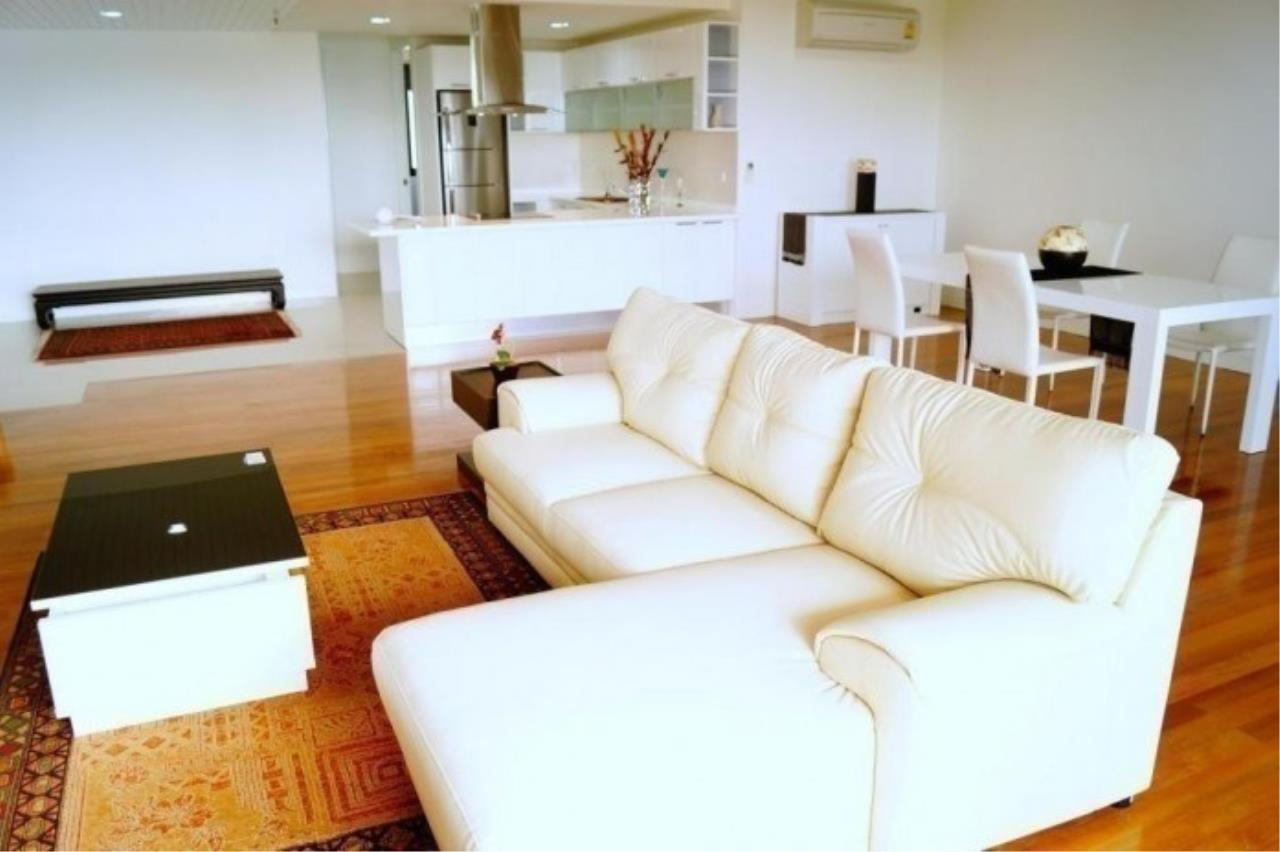The One Residence Agency's condominium for rent at Polo Park , 3BR , 3BA , 210SQM 4
