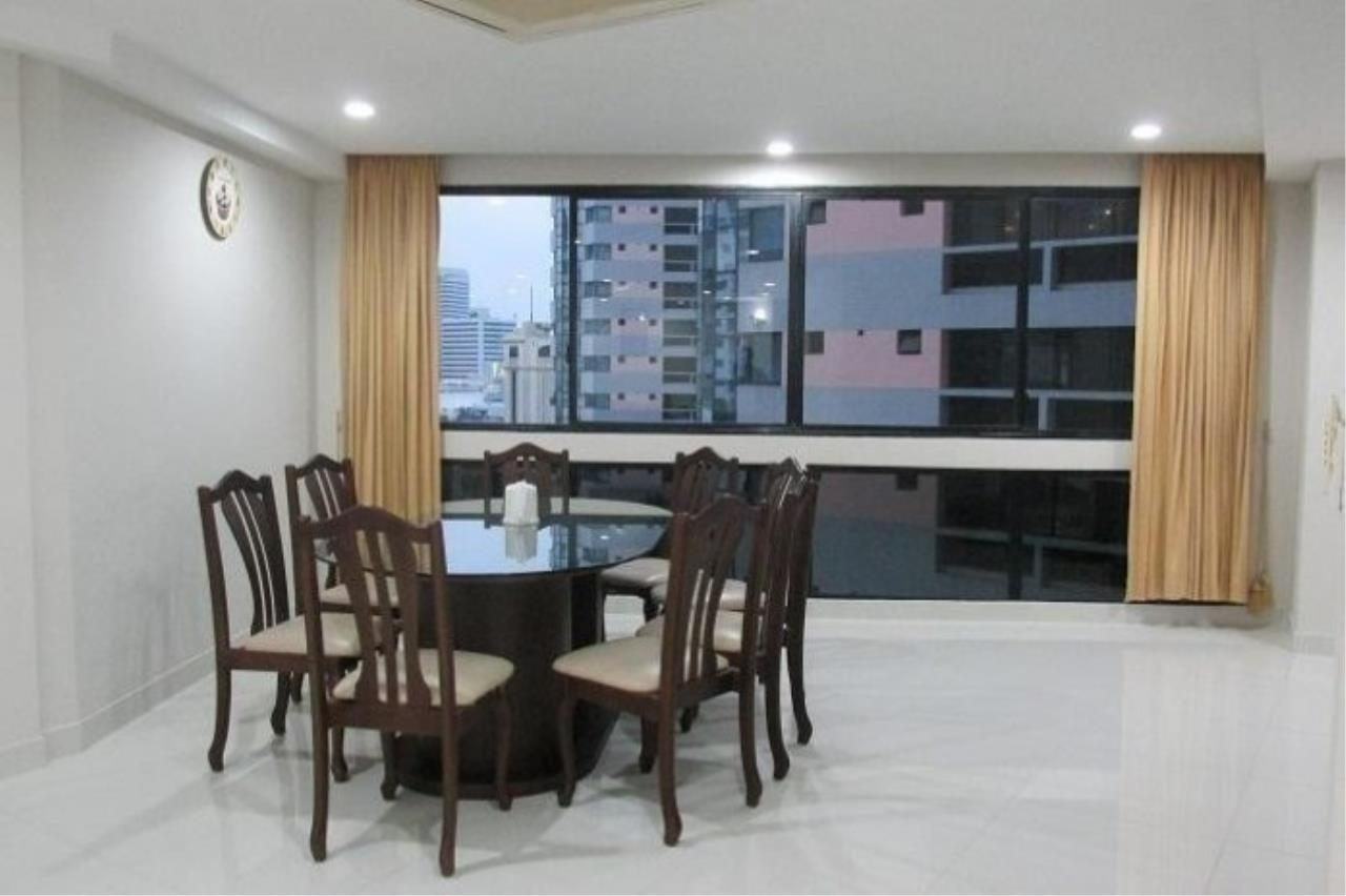 The One Residence Agency's condominium for sale , rent at President Park Harbour View , 3BR , 4BA , 273SQM 1