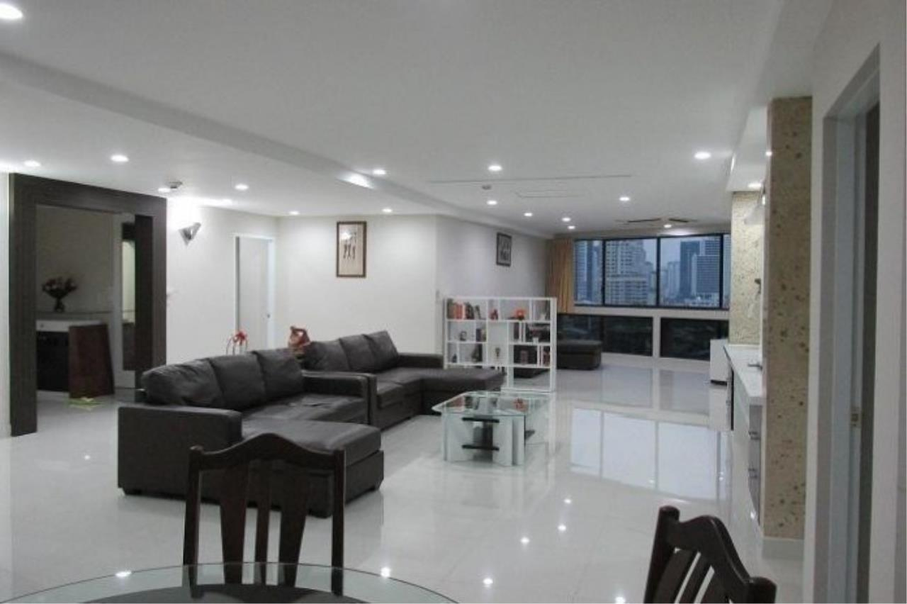 The One Residence Agency's condominium for sale , rent at President Park Harbour View , 3BR , 4BA , 273SQM 4