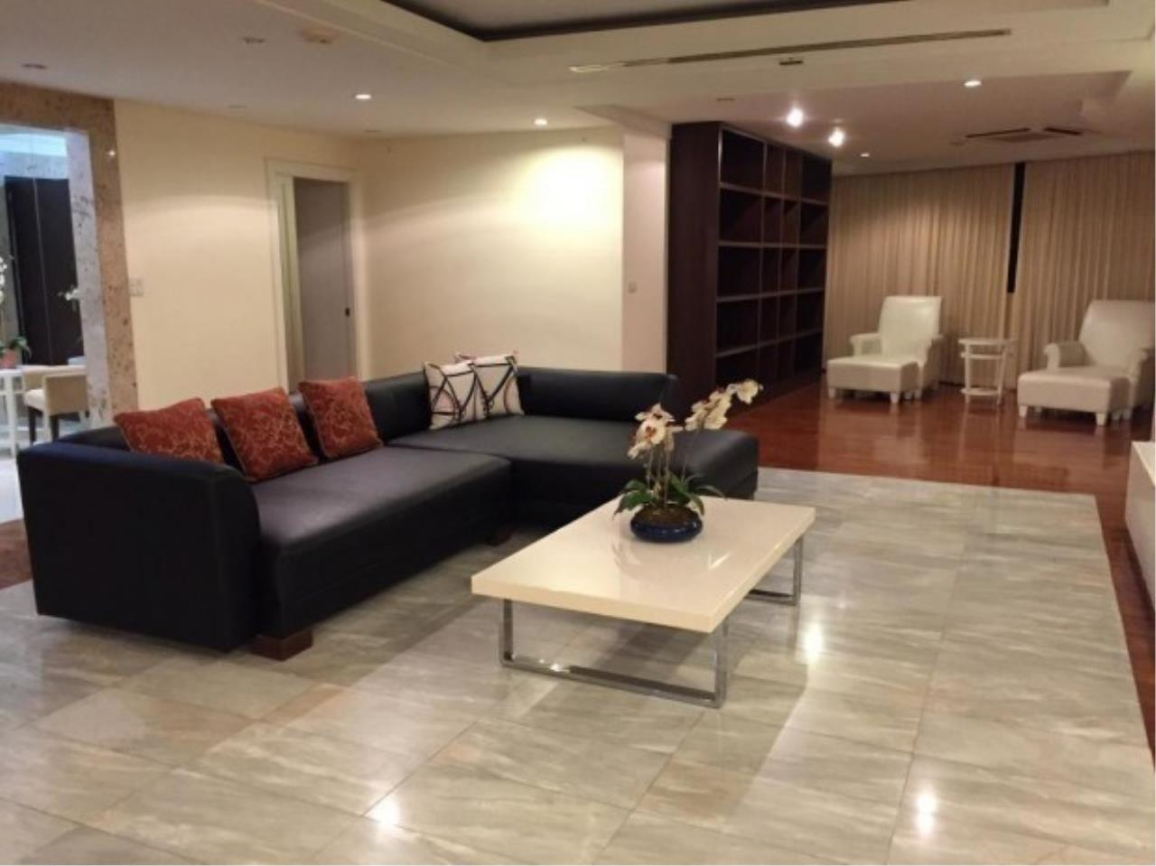 The One Residence Agency's condominium for rent at President Park Harbour View , 3BR , 4BA , 260SQM 8