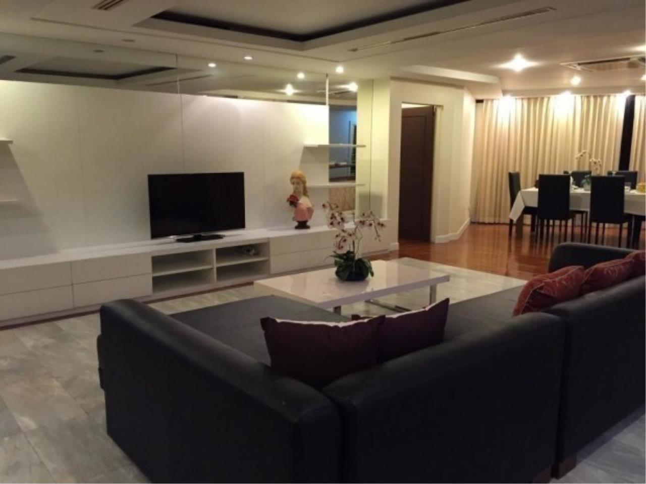 The One Residence Agency's condominium for rent at President Park Harbour View , 3BR , 4BA , 260SQM 5