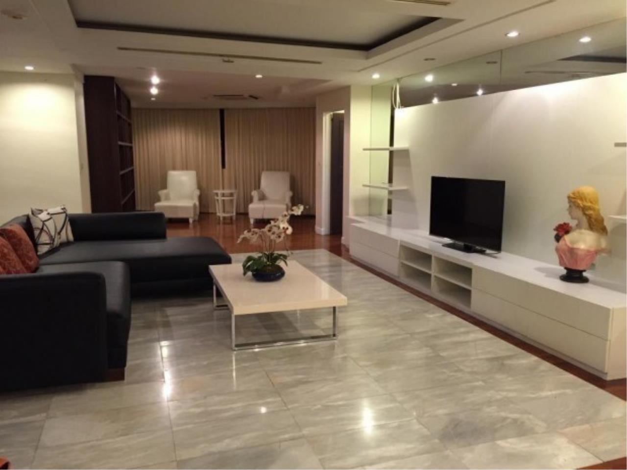 The One Residence Agency's condominium for rent at President Park Harbour View , 3BR , 4BA , 260SQM 4