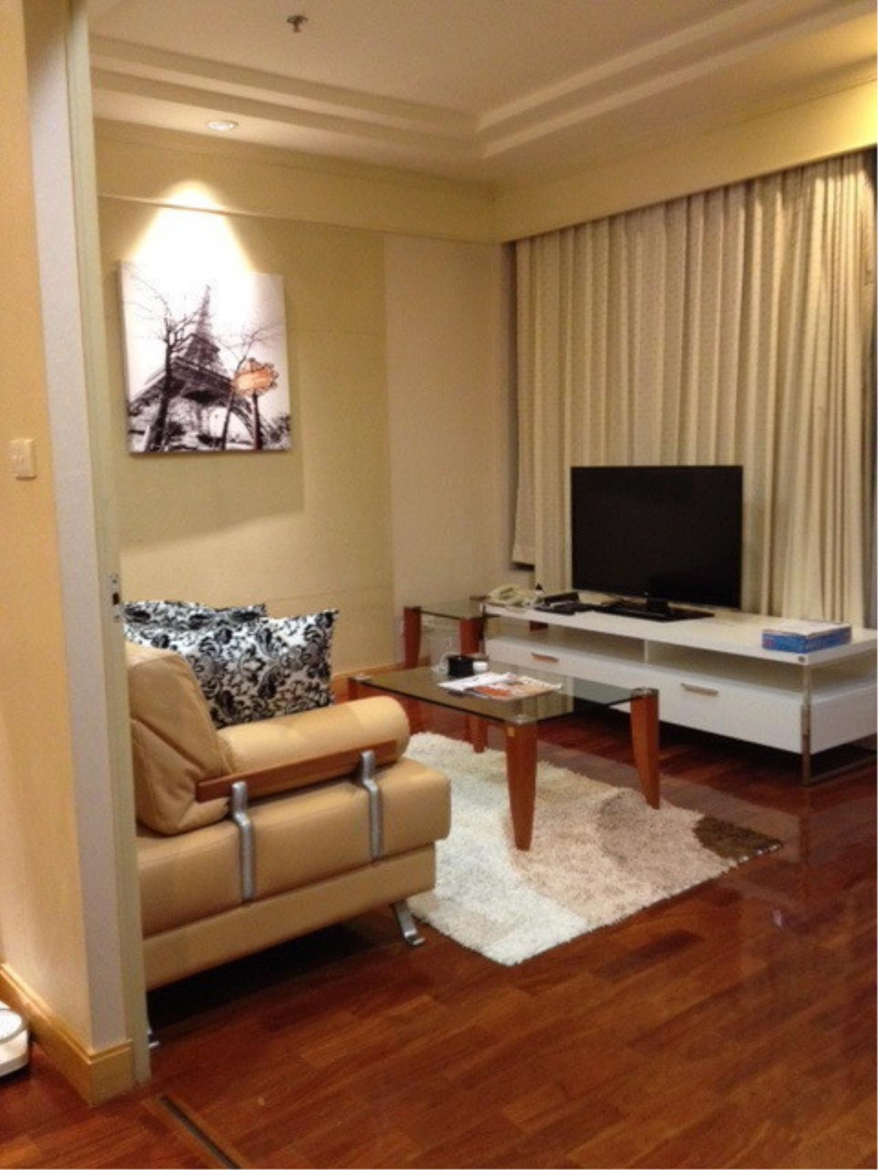 The One Residence Agency's condominium for rent at President Place , 2BR , 2BA , 88SQM 6