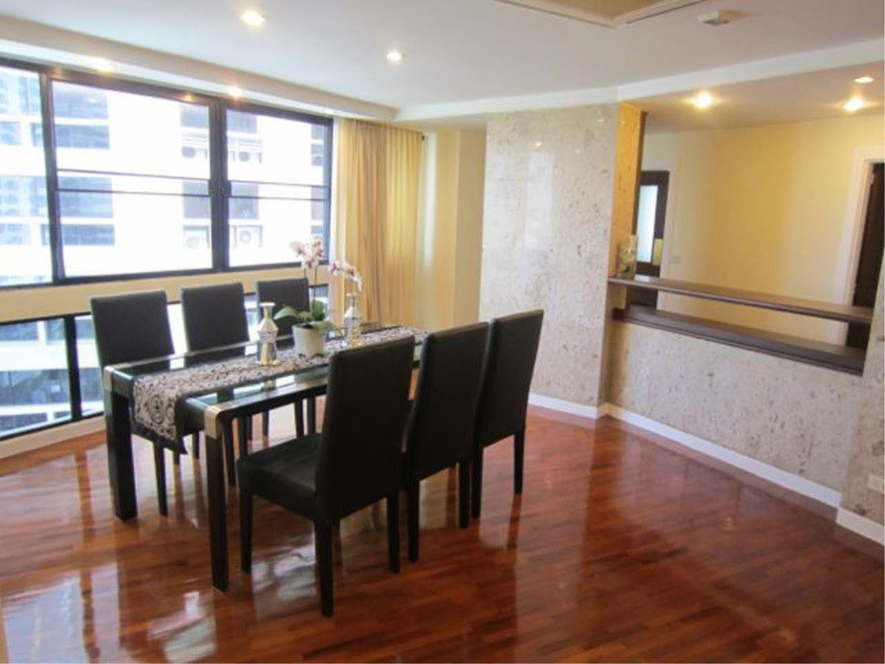 The One Residence Agency's condominium for rent at President Place , 3BR , 3BA , 260SQM 9