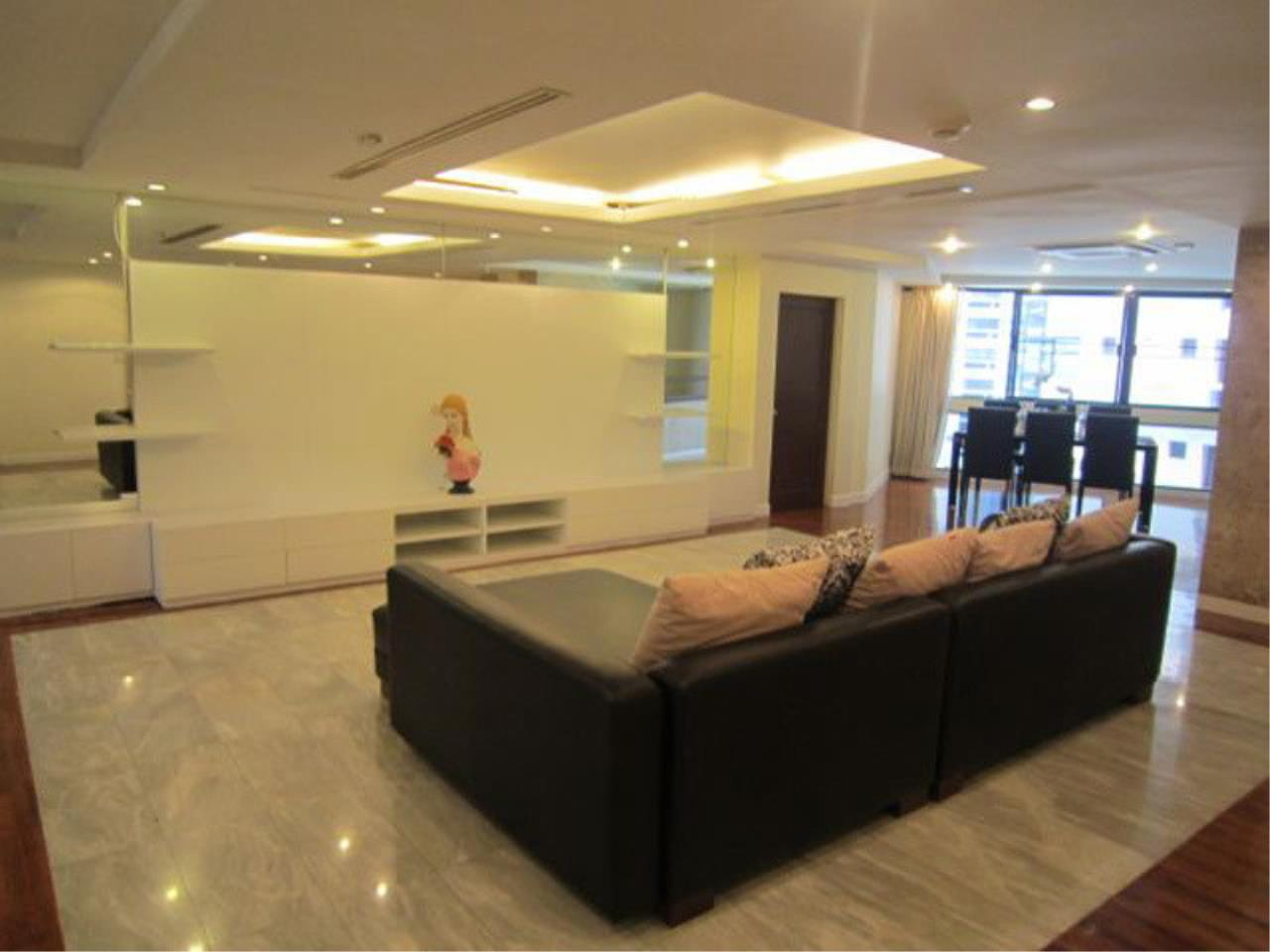 The One Residence Agency's condominium for rent at President Place , 3BR , 3BA , 260SQM 7