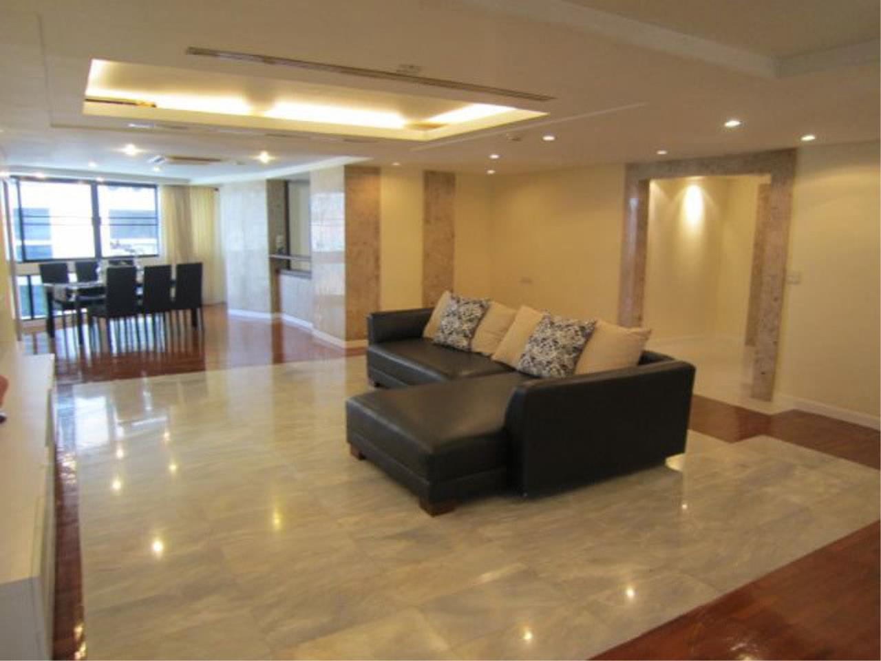 The One Residence Agency's condominium for rent at President Place , 3BR , 3BA , 260SQM 2