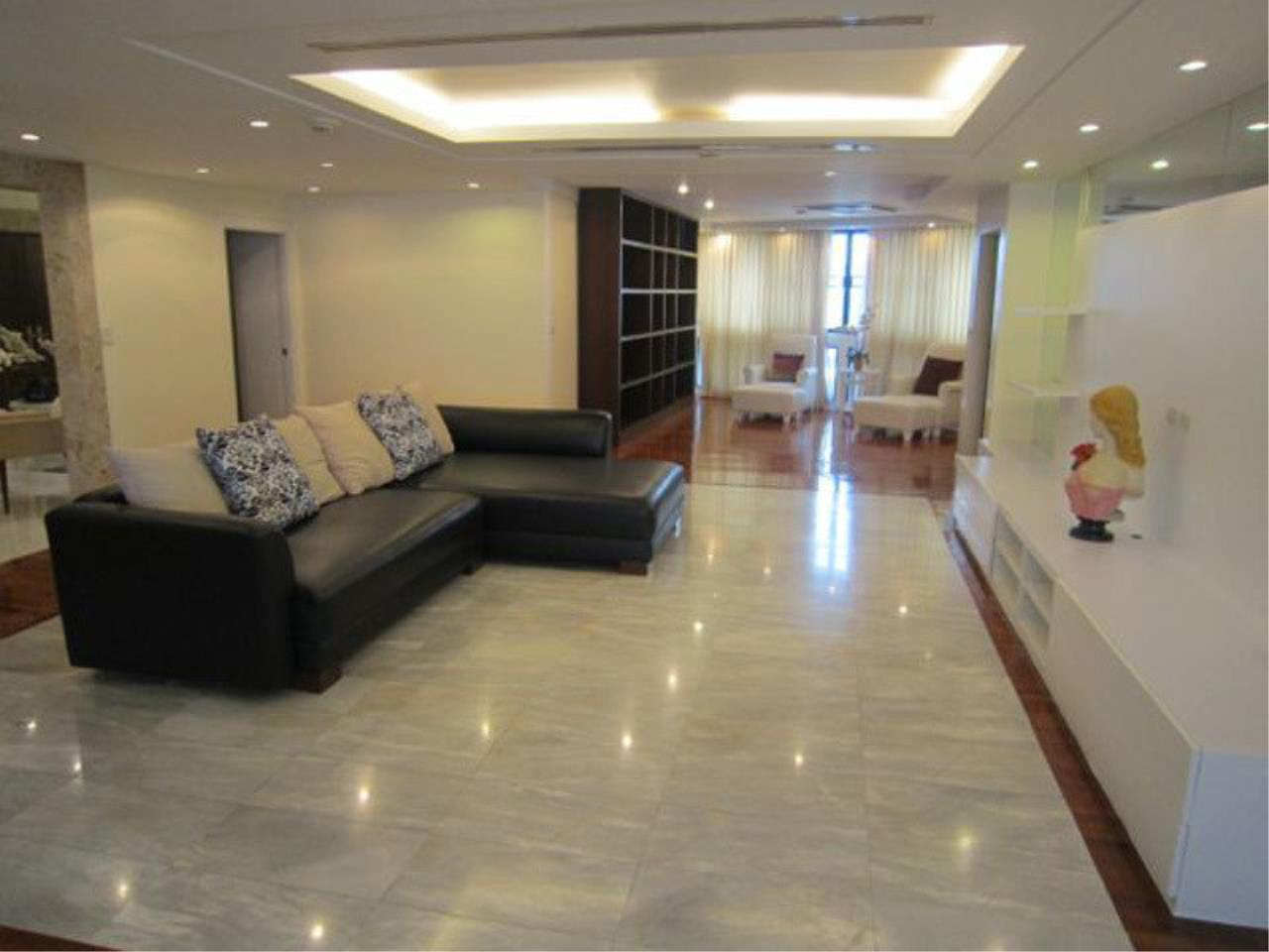 The One Residence Agency's condominium for rent at President Place , 3BR , 3BA , 260SQM 5