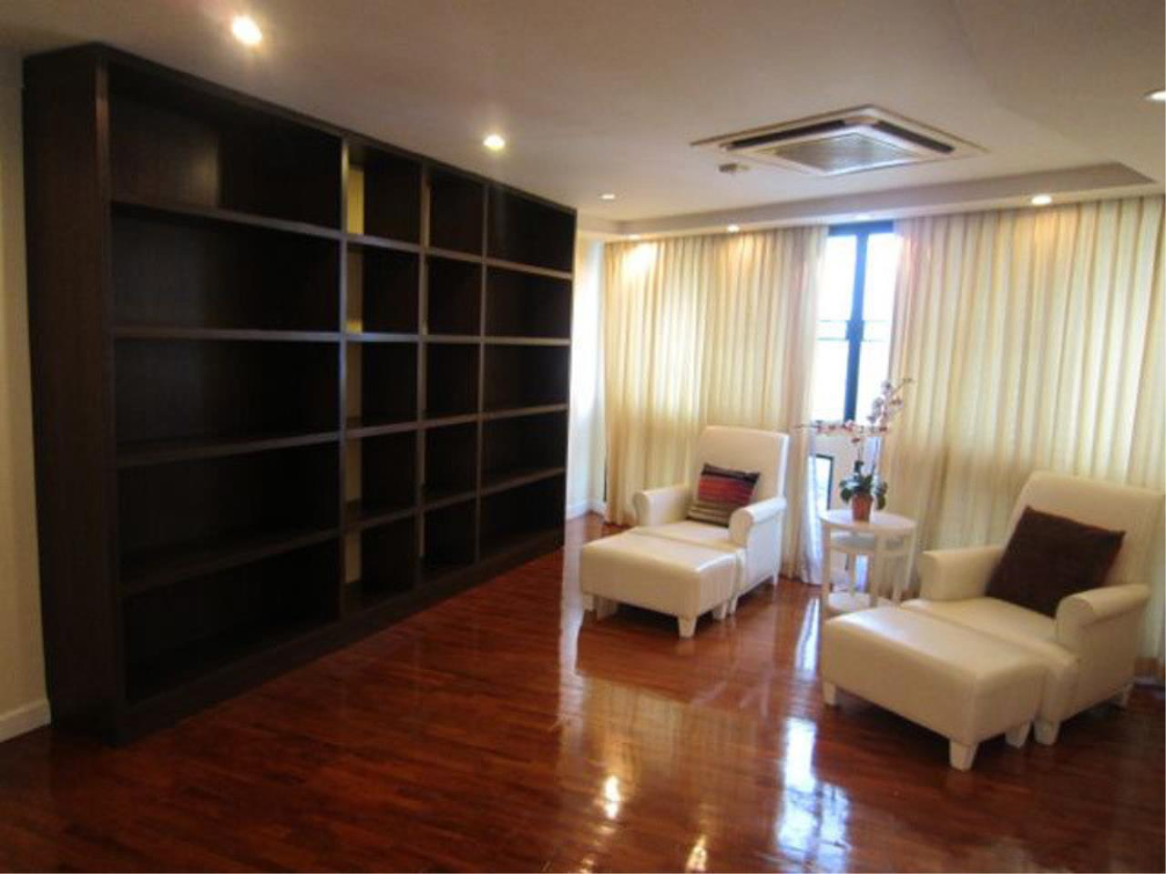 The One Residence Agency's condominium for rent at President Place , 3BR , 3BA , 260SQM 3