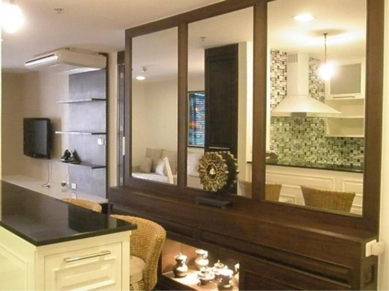 The One Residence Agency's condominium for rent at Prime Mansion Sukhumvit 31 , 2BR , 2BA , 80SQM 1
