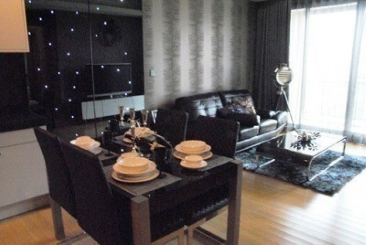 The One Residence Agency's condominium for sale , rent at Prive by Sansiri , 1BR , 1BA , 68SQM 2