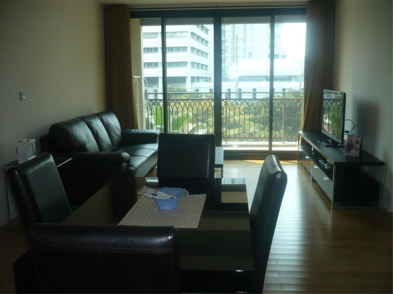 The One Residence Agency's condominium for rent at Prive by Sansiri , 1BR , 1BA , 68SQM 3