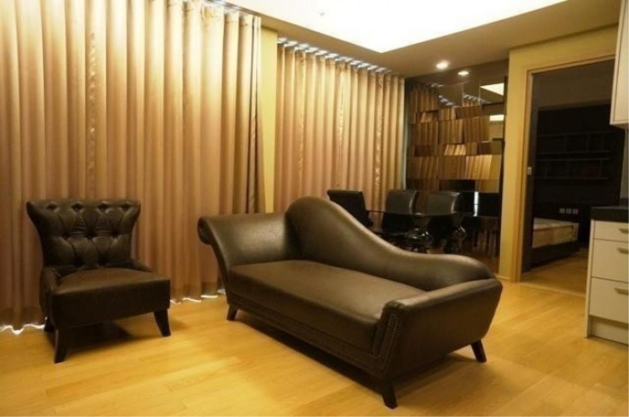The One Residence Agency's condominium for rent at Prive by Sansiri , 1BR , 1BA , 55SQM 5