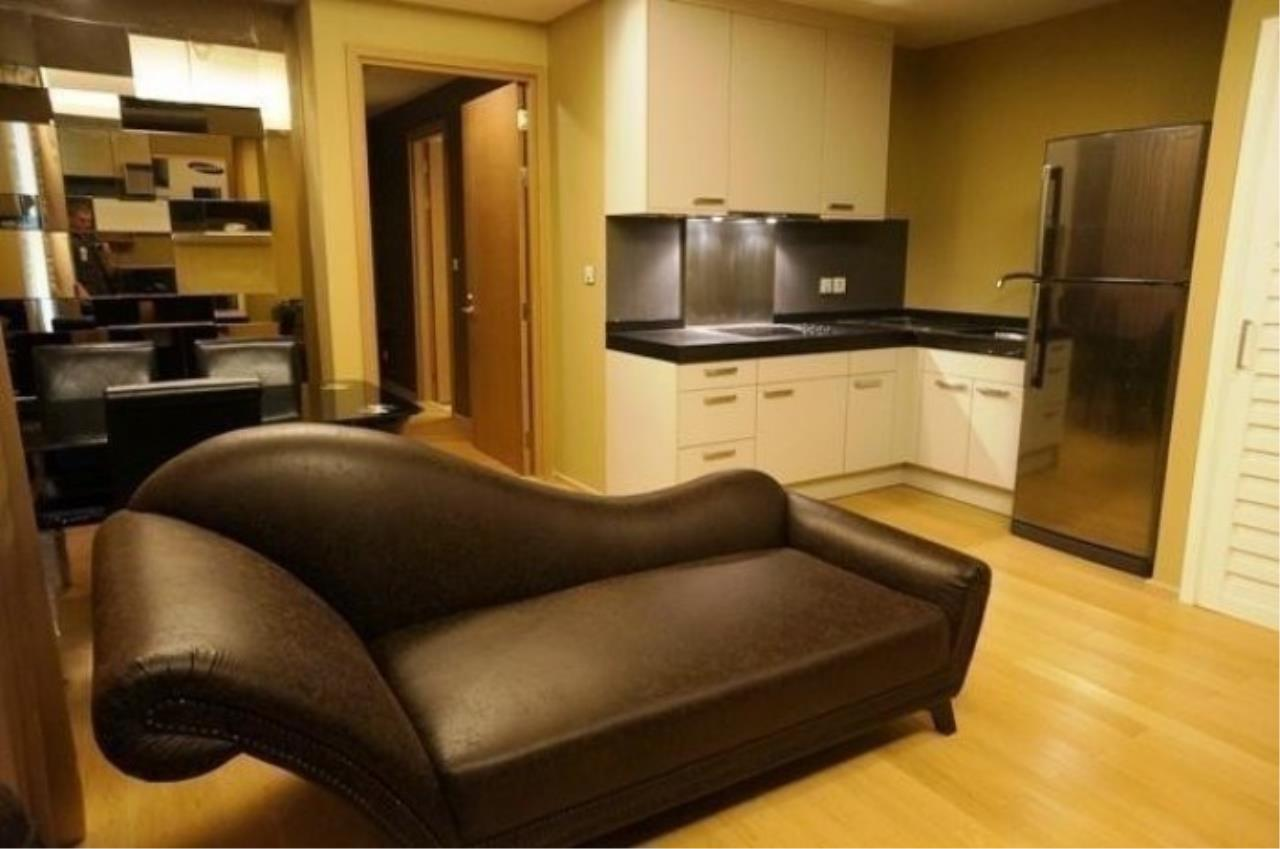 The One Residence Agency's condominium for rent at Prive by Sansiri , 1BR , 1BA , 55SQM 3