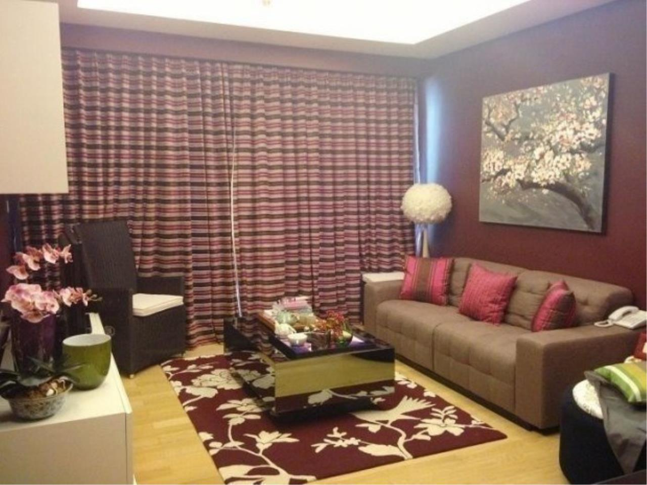 The One Residence Agency's condominium for rent at Prive by Sansiri , 1BR , 1BA , 57SQM 5