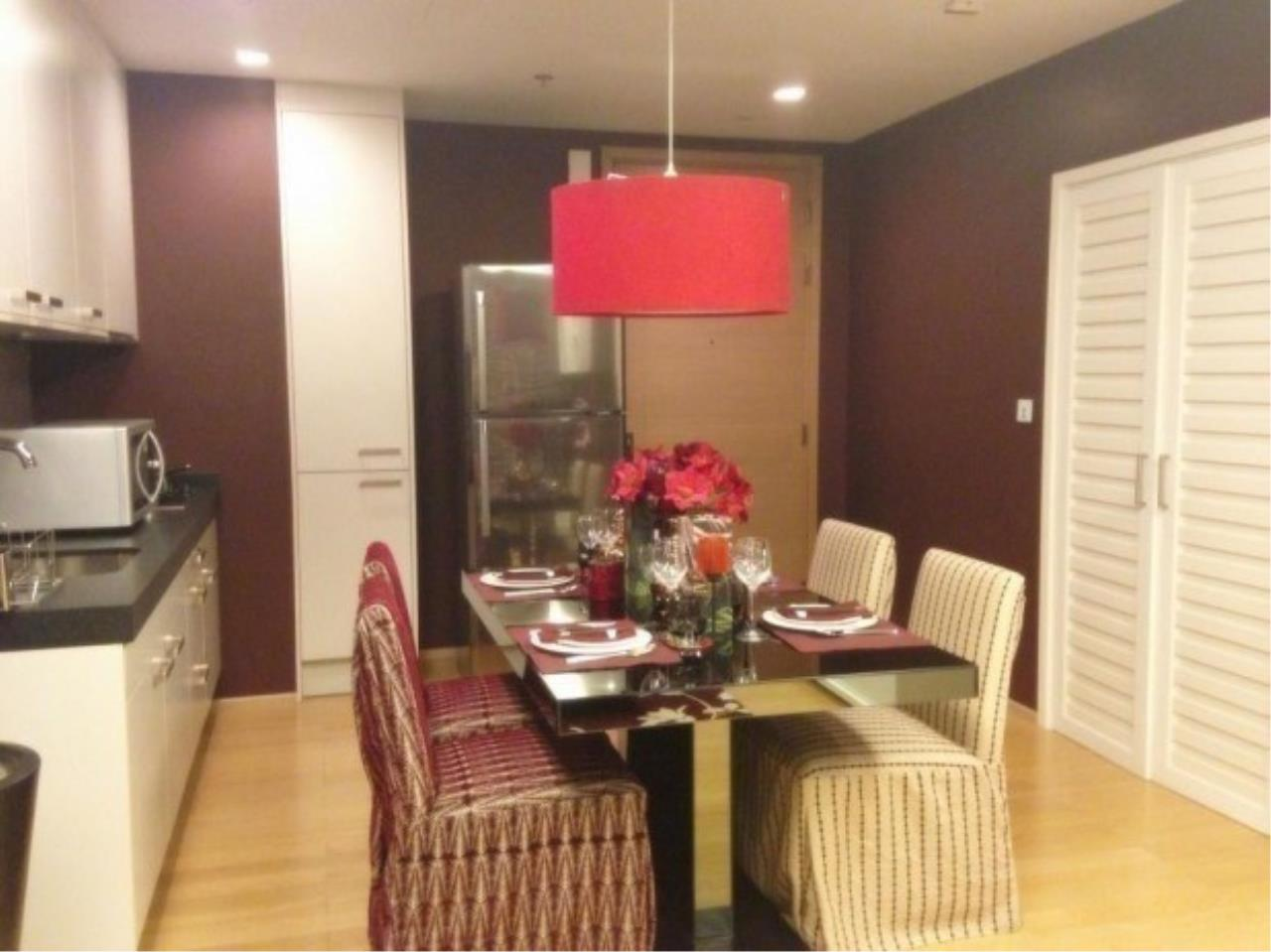 The One Residence Agency's condominium for rent at Prive by Sansiri , 1BR , 1BA , 57SQM 3