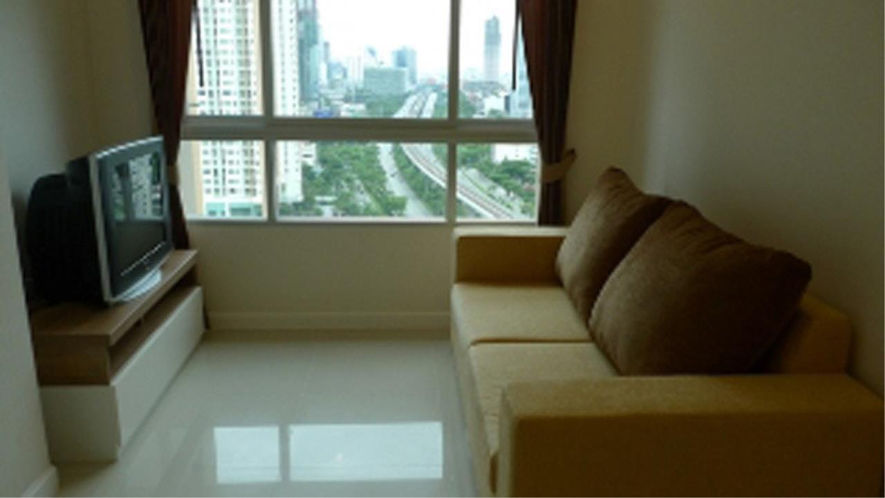 The One Residence Agency's condominium for rent at Q. House Condo Sathorn , 2BR , 2BA , 65SQM 3