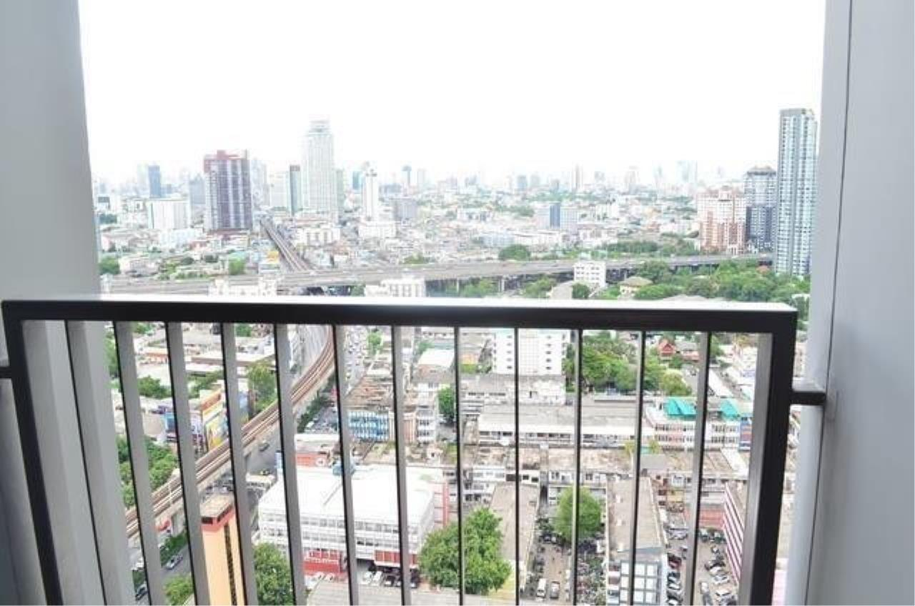 The One Residence Agency's condominium for rent at Q. House Condo Sukhumvit 79 , 1BR , 1BA , 30SQM 3