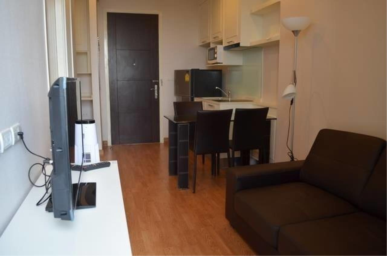 The One Residence Agency's condominium for rent at Q. House Condo Sukhumvit 79 , 1BR , 1BA , 30SQM 2