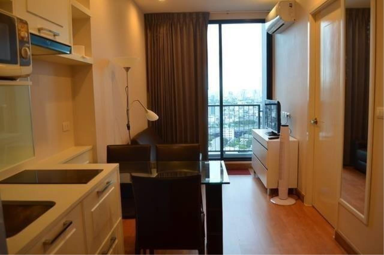 The One Residence Agency's condominium for rent at Q. House Condo Sukhumvit 79 , 1BR , 1BA , 30SQM 1