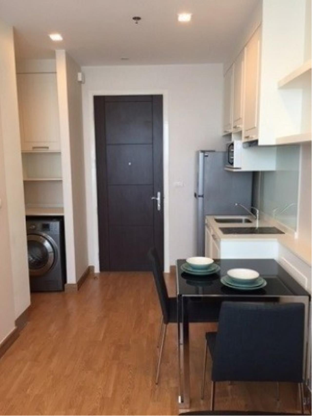 The One Residence Agency's condominium for rent at Q. House Condo Sukhumvit 79 , 1BR , 1BA , 31SQM 5