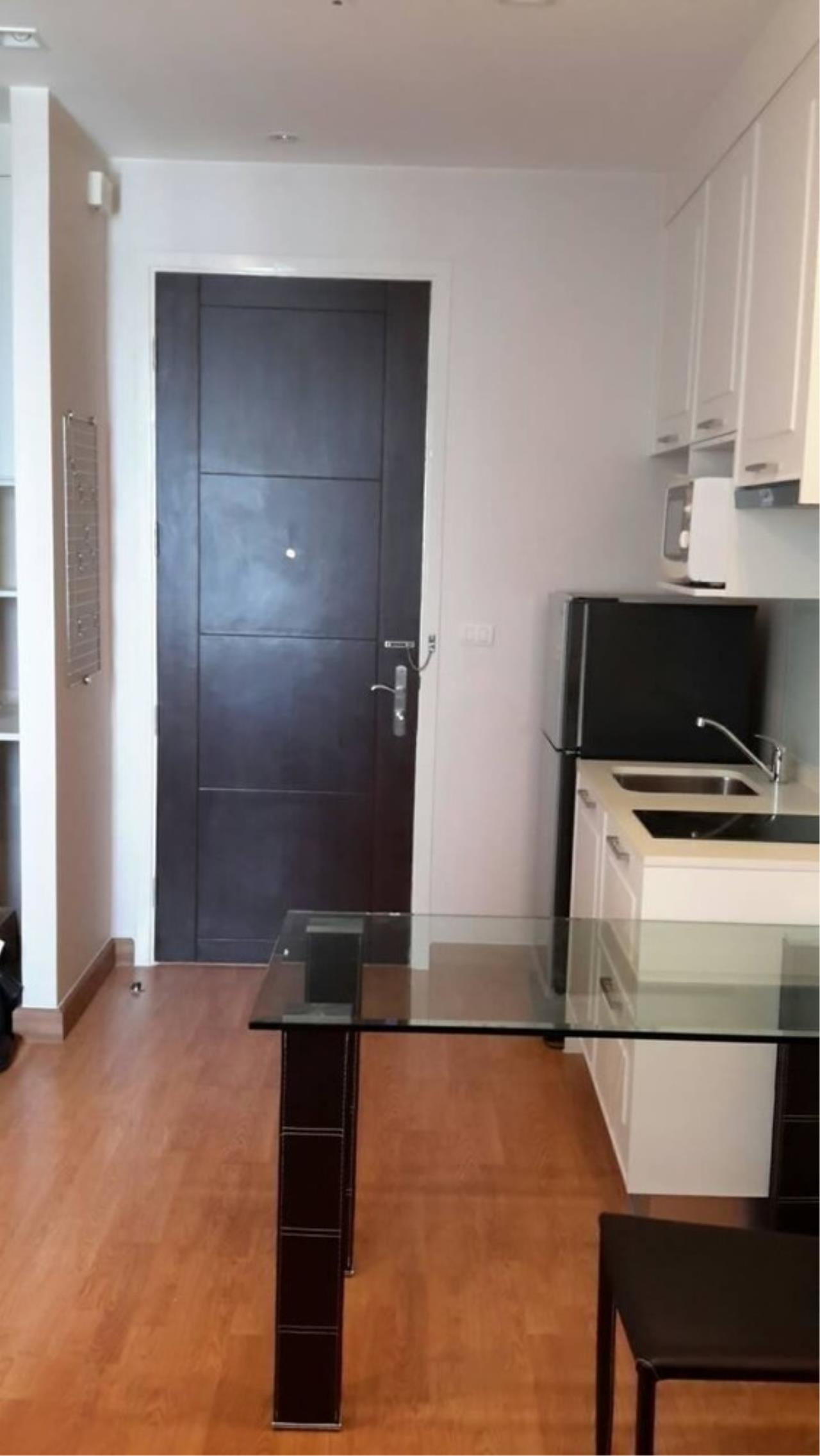 The One Residence Agency's condominium for sale , rent at Q. House Condo Sukhumvit 79 , 1BR , 1BA , 30SQM 4