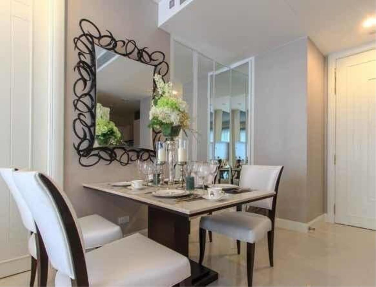 The One Residence Agency's condominium for rent at Q Langsuan , 2BR , 2BA , 73SQM 4