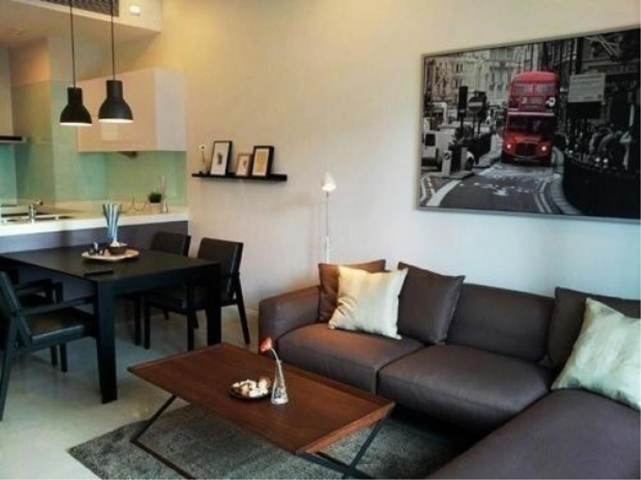 The One Residence Agency's condominium for rent at Q Langsuan , 2BR , 2BA , 94SQM 4