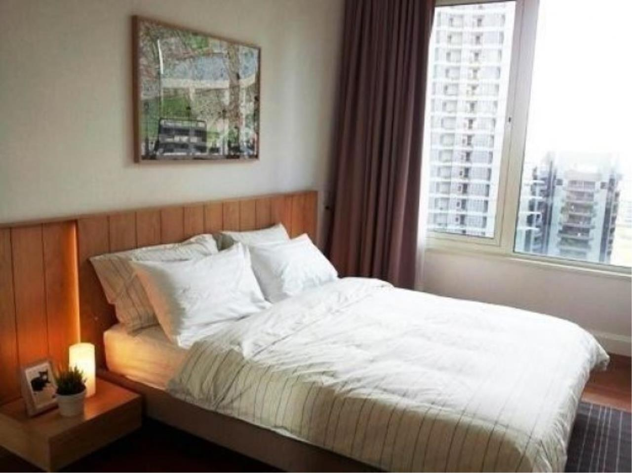 The One Residence Agency's condominium for rent at Q Langsuan , 2BR , 2BA , 94SQM 1