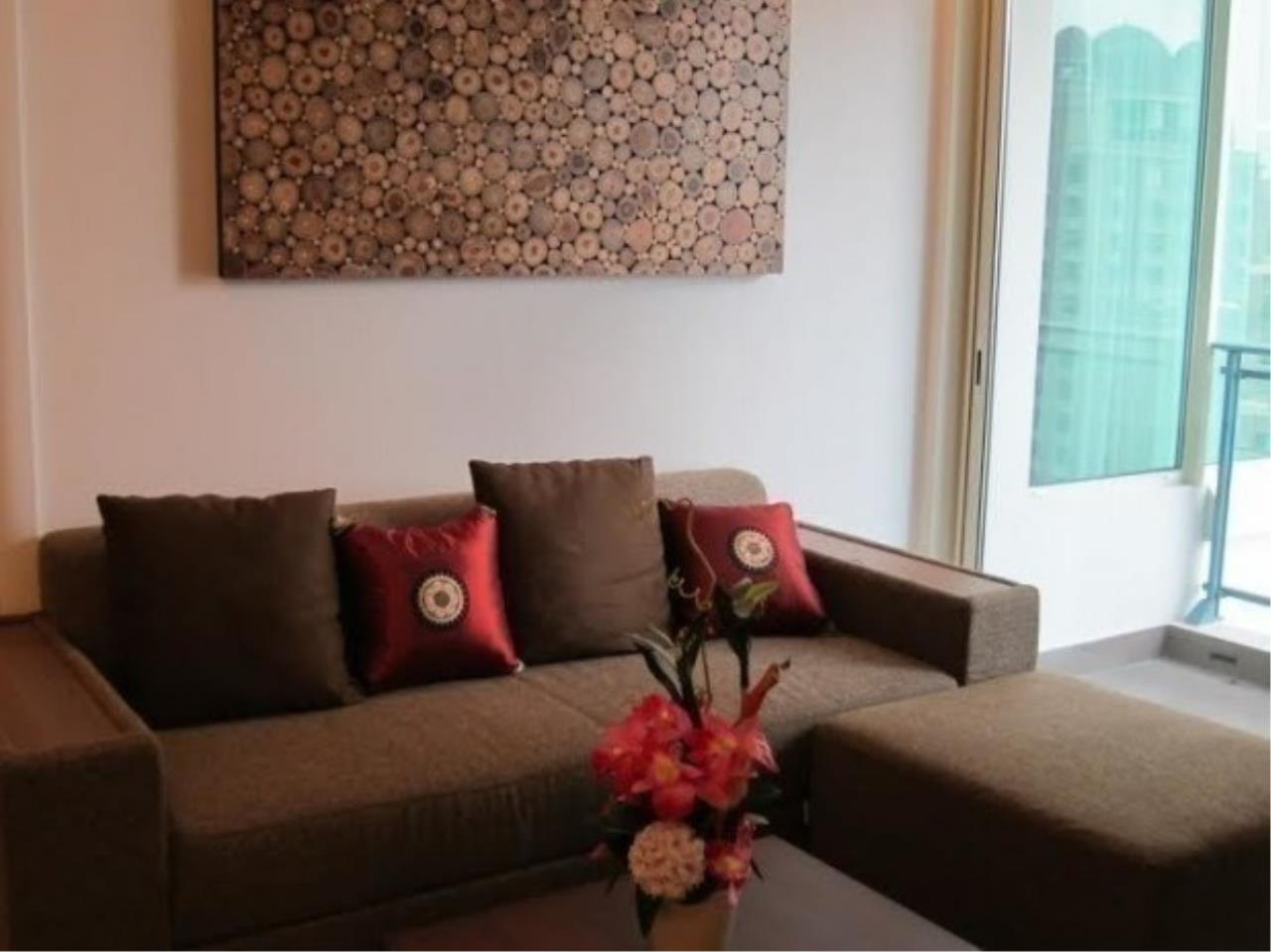 The One Residence Agency's condominium for sale , rent at Q Langsuan , 2BR , 2BA , 73SQM 3