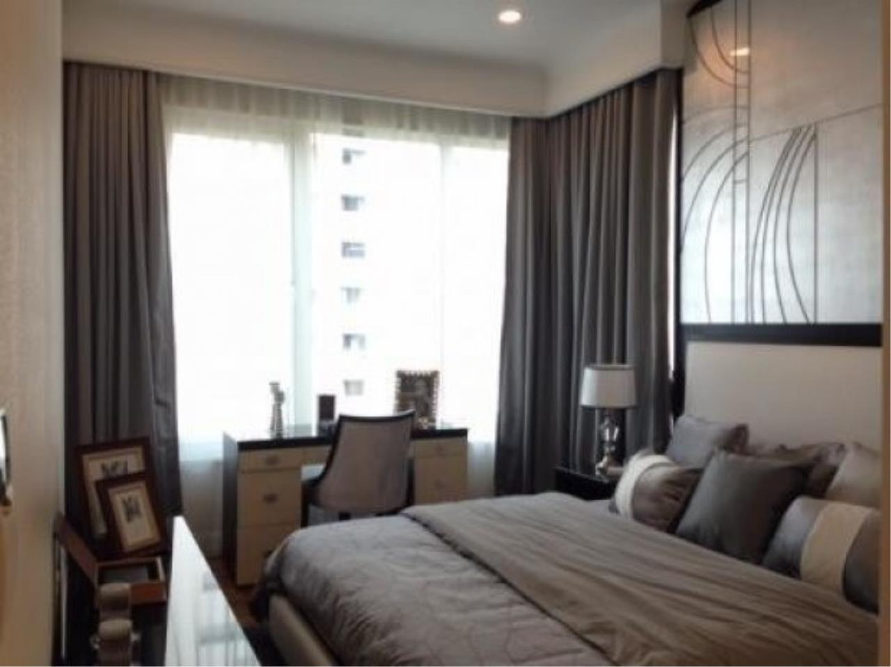 The One Residence Agency's condominium for rent at Q Langsuan , 2BR , 2BA , 80SQM 1