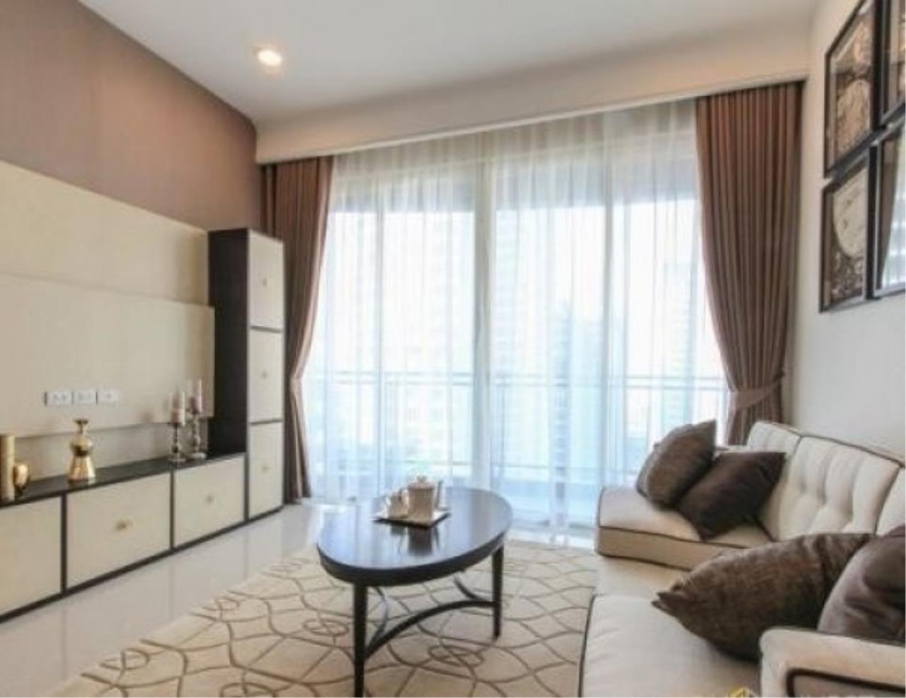 The One Residence Agency's condominium for rent at Q Langsuan , 2BR , 2BA , 80SQM 5