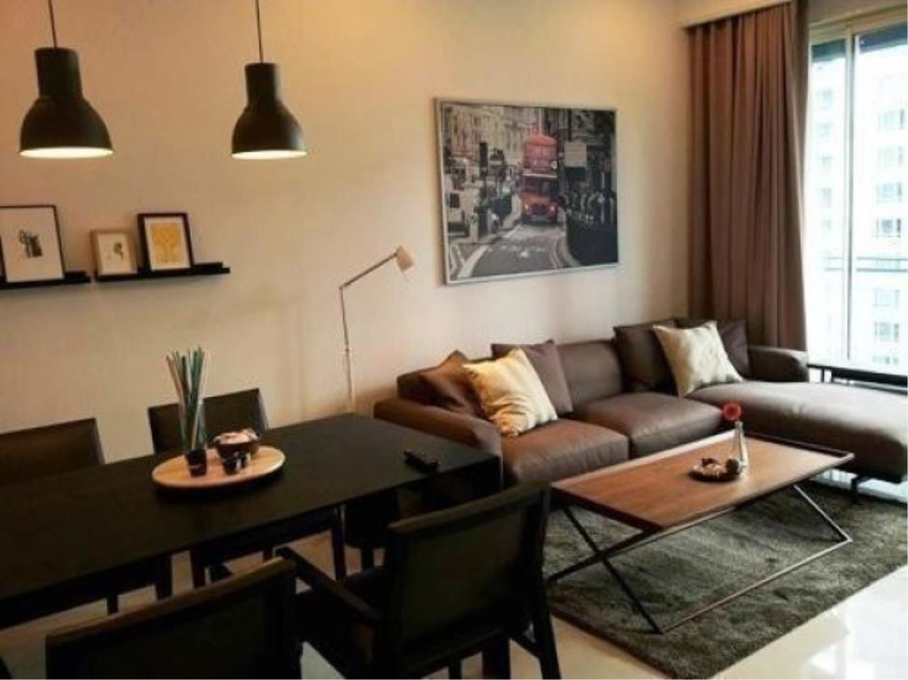 The One Residence Agency's condominium for sale , rent at Q Langsuan , 2BR , 2BA , 80SQM 5