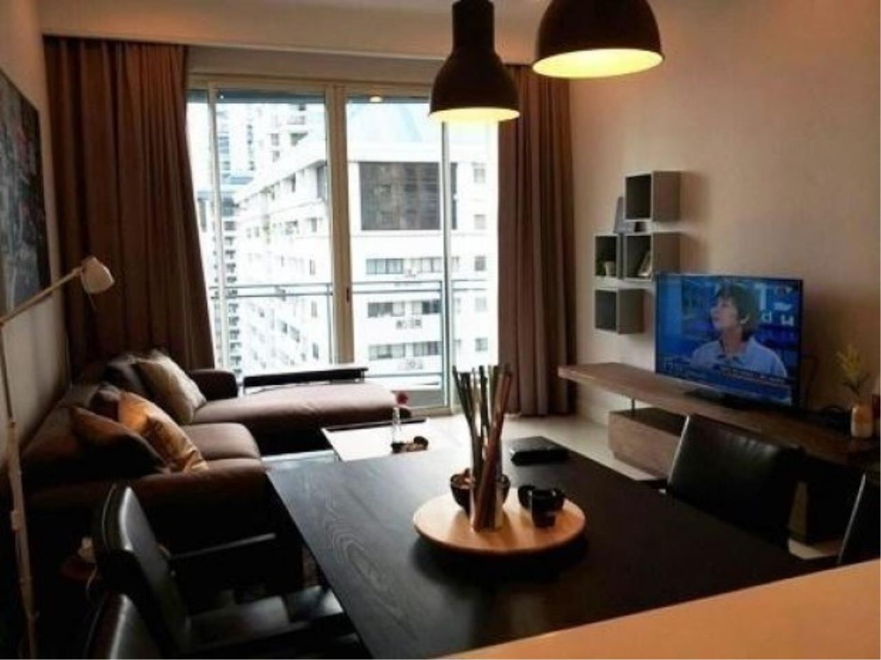 The One Residence Agency's condominium for sale , rent at Q Langsuan , 2BR , 2BA , 80SQM 3