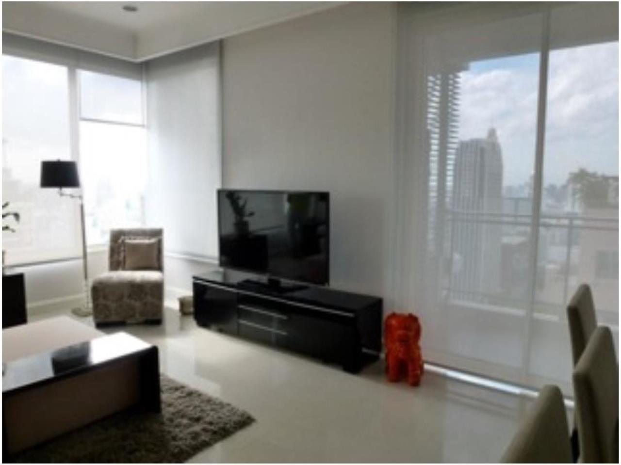 The One Residence Agency's condominium for rent at Q Langsuan , 3BR , 3BA , 135SQM 4