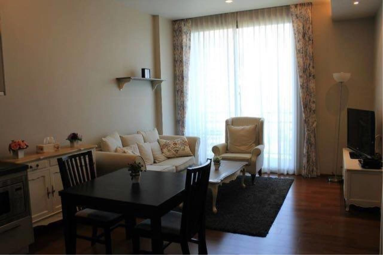 The One Residence Agency's condominium for rent at Quattro by Sansiri , 1BR , 1BA , 52SQM 3