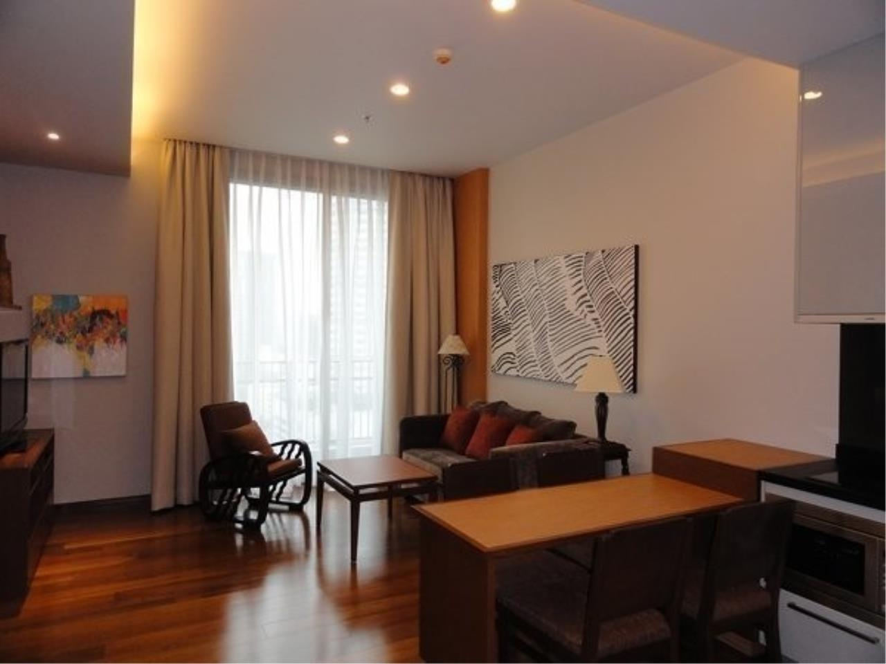 The One Residence Agency's condominium for rent at Quattro by Sansiri , 1BR , 1BA , 55SQM 3