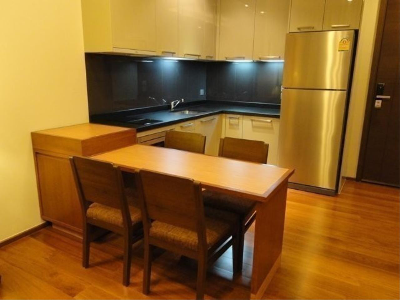 The One Residence Agency's condominium for rent at Quattro by Sansiri , 1BR , 1BA , 55SQM 1