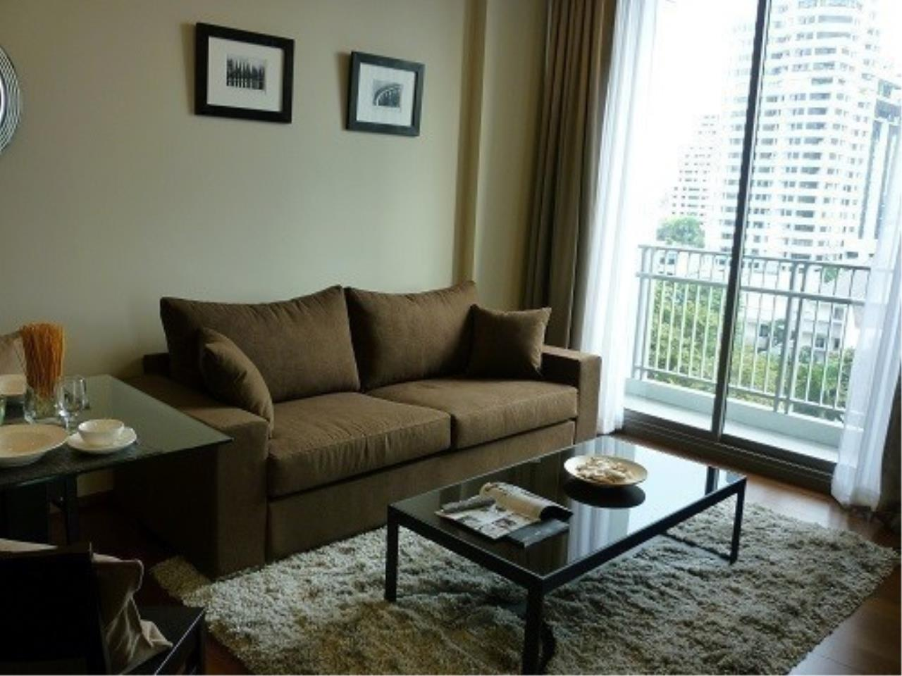The One Residence Agency's condominium for rent at Quattro by Sansiri , 1BR , 1BA , 54.25SQM 1