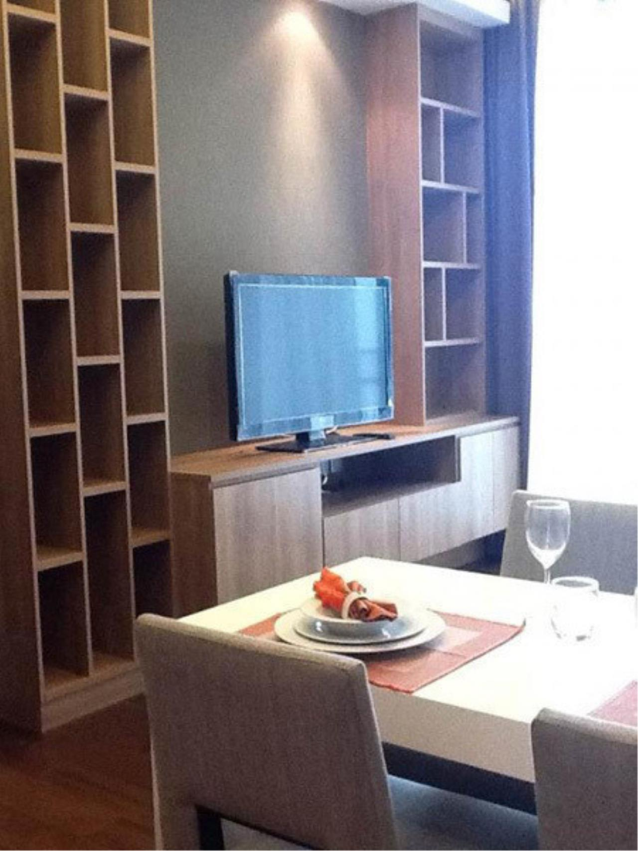 The One Residence Agency's condominium for rent at Quattro by Sansiri , 1BR , 1BA , 52SQM 2