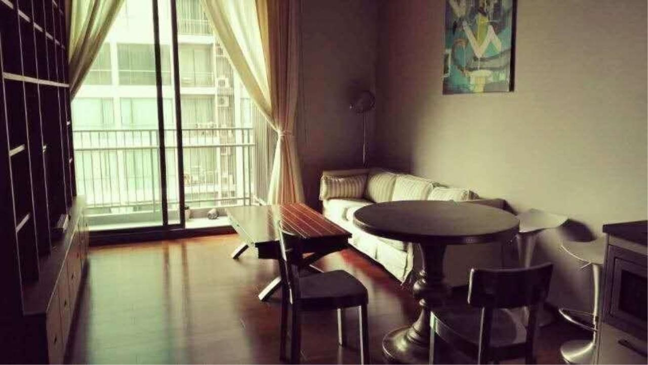 The One Residence Agency's condominium for rent at Quattro by Sansiri , 1BR , 1BA , 58SQM 1