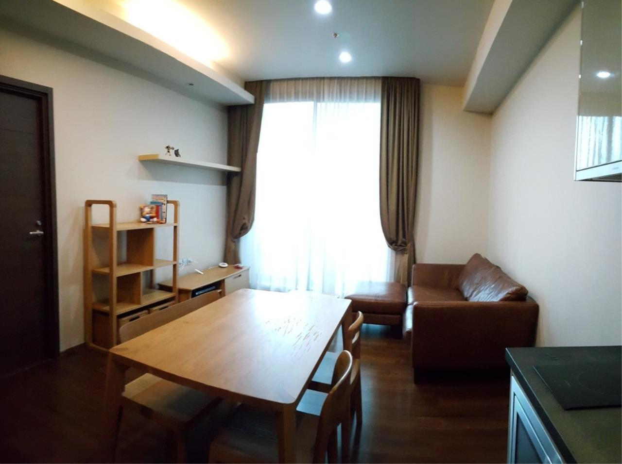The One Residence Agency's condominium for rent at Quattro by Sansiri , 1BR , 1BA , 50SQM 5