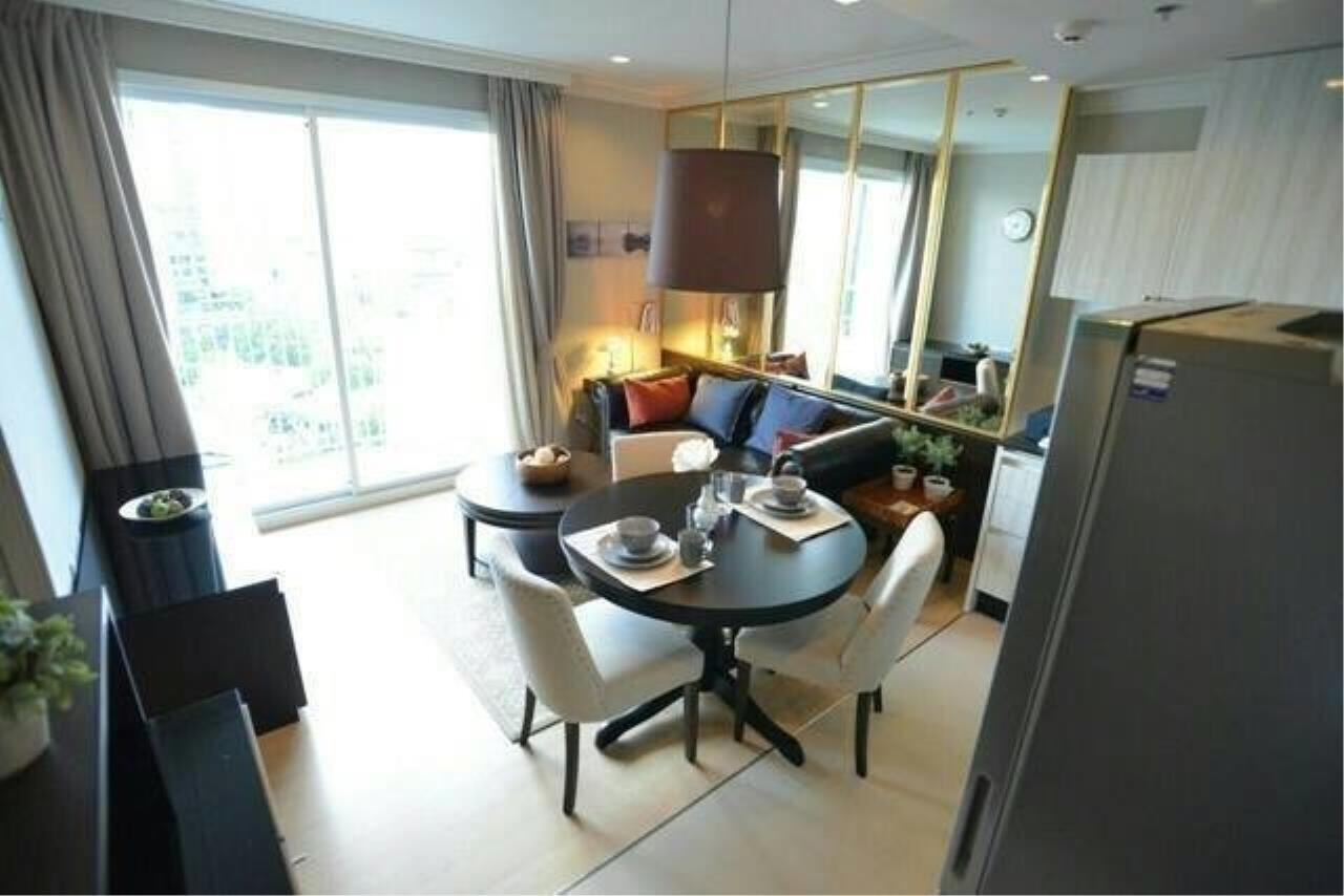 The One Residence Agency's condominium for rent at Quattro by Sansiri , 1BR , 1BA , 54SQM 3