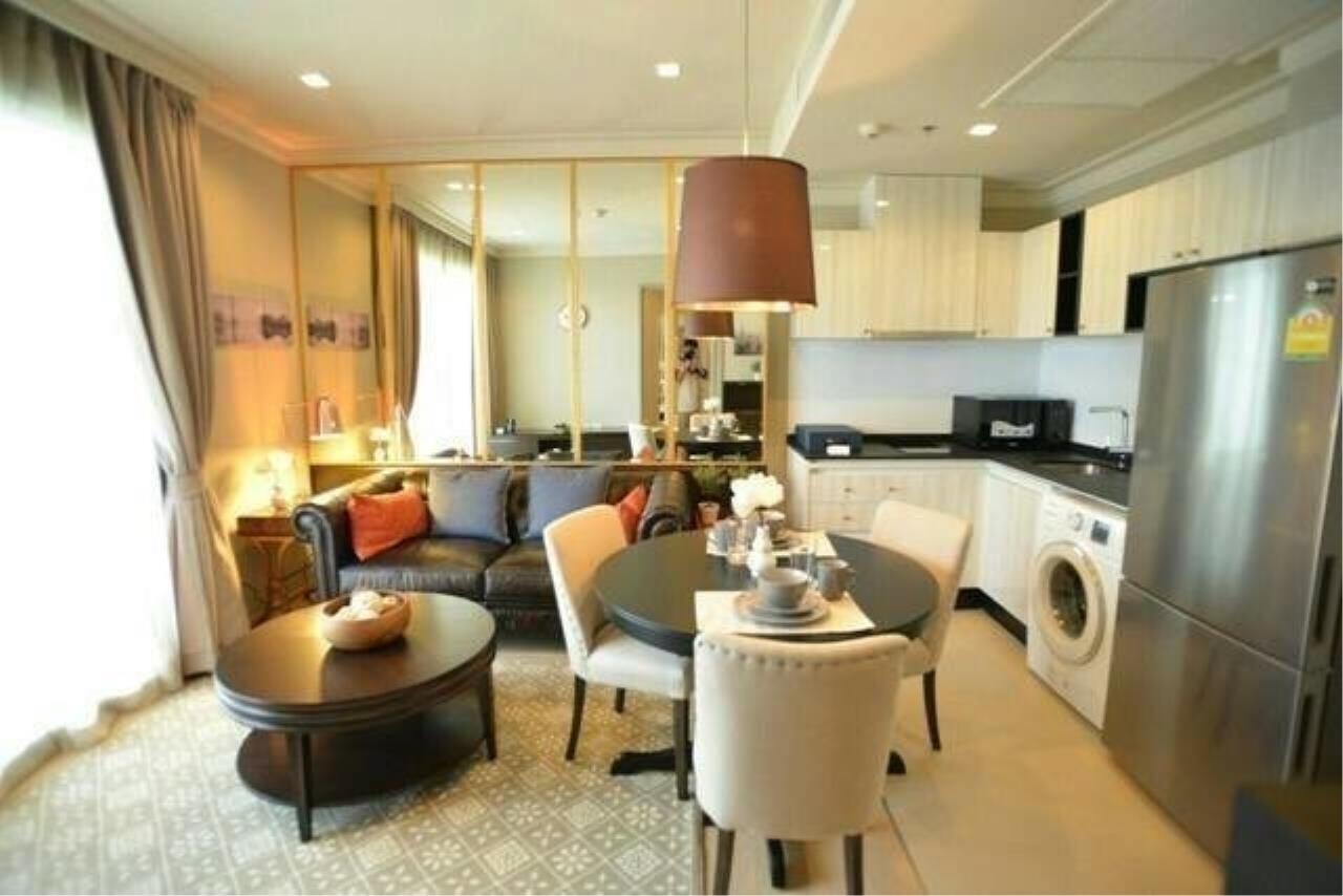 The One Residence Agency's condominium for rent at Quattro by Sansiri , 1BR , 1BA , 54SQM 1