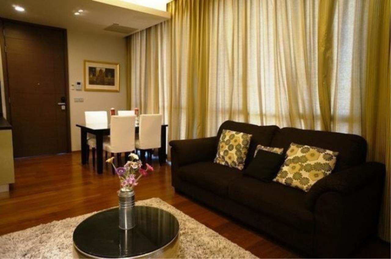 The One Residence Agency's condominium for rent at Quattro by Sansiri , 2BR , 2BA , 84SQM 1