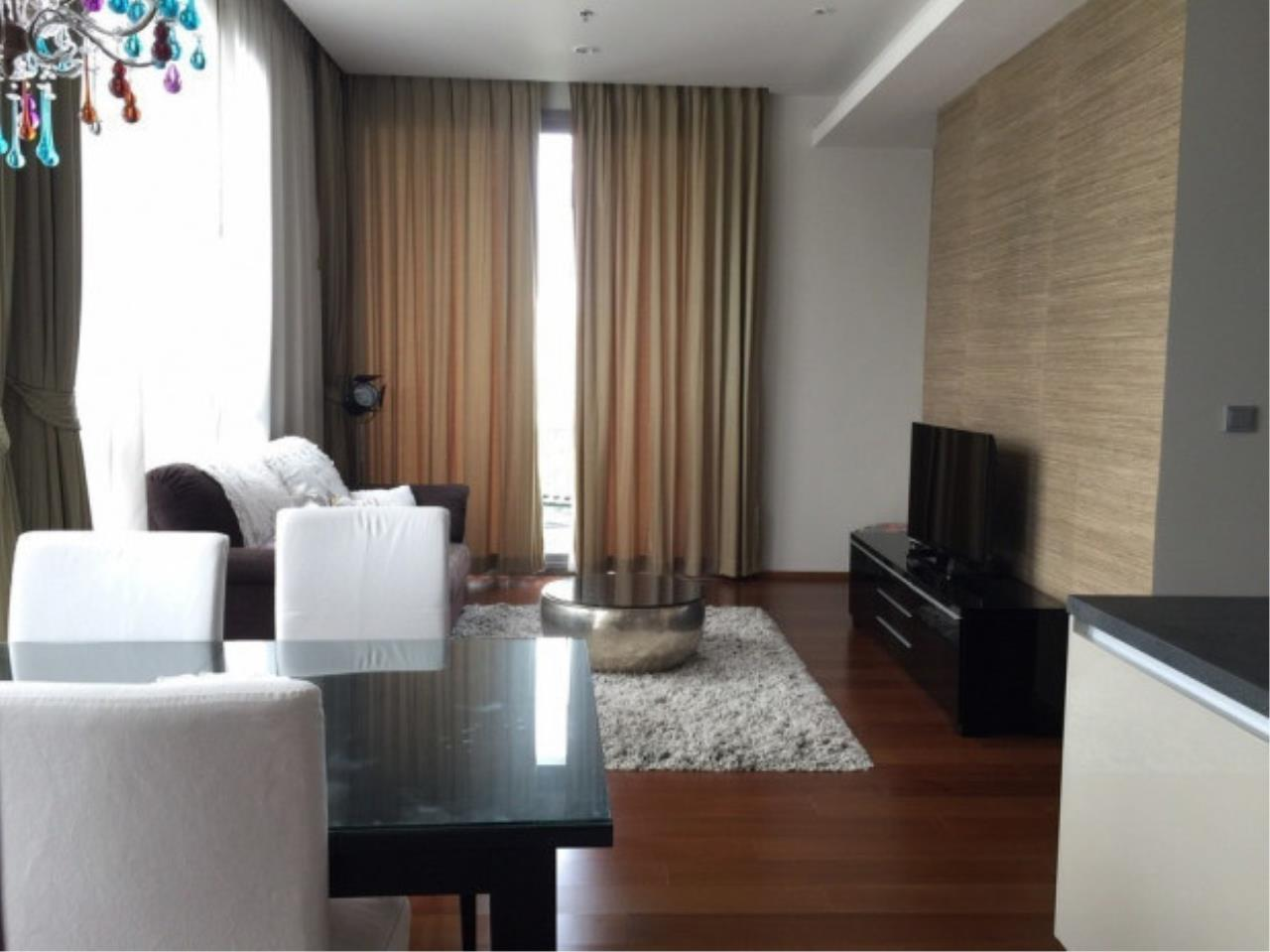 The One Residence Agency's condominium for rent at Quattro by Sansiri , 2BR , 2BA , 80SQM 1
